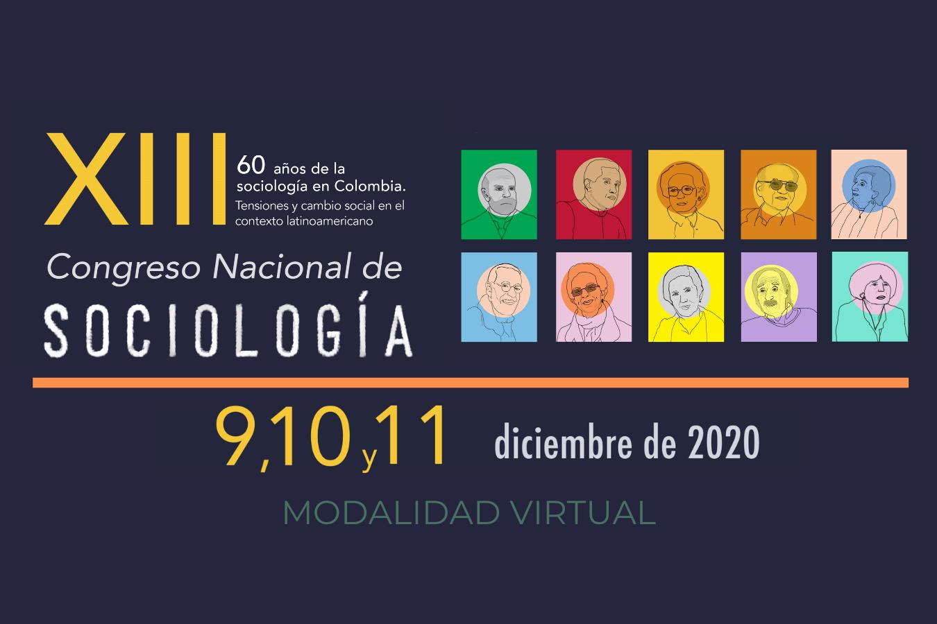 XIII Congreso Nacional de Sociología