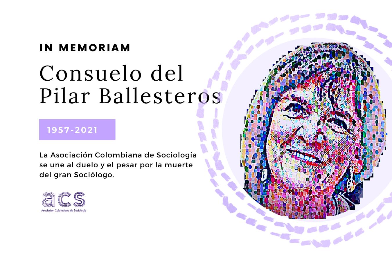 IN MEMORIAM Consuelo Ballesteros